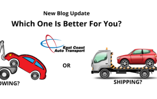 EC Auto - Towing vs Shipping Banner