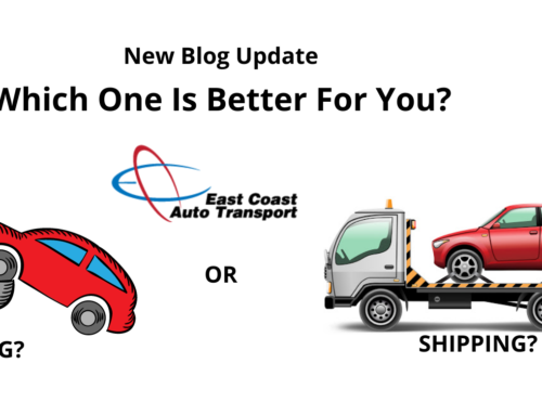 Towing Vs. Shipping: Which One Is Best Suited For You?